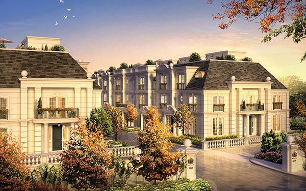 Bridle Path Townhomes