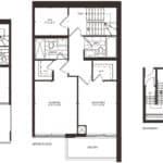 Empire Midtown Condos - Town 5 - Floorplan