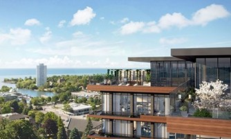 List of New Condos in Port Credit