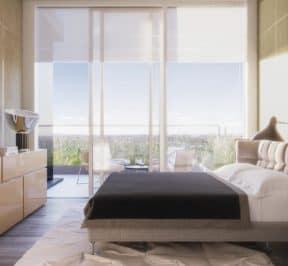 Rodeo Drive Condos - Bedroom - Interior Render