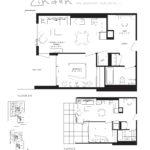 Rodeo Drive Condos - Linden ALT - Floorplan