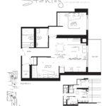 Rodeo Drive Condos - Stanley - Floorplan
