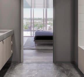 Rodeo Drive Condos - Washroom 2 - Interior Render