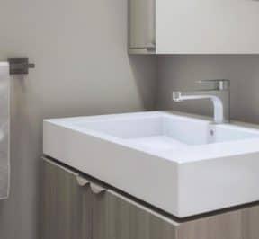 Rodeo Drive Condos - Washroom - Interior Render