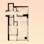 Solstice Montreal Condos - 907 - Floorplan