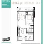 Suite 1B+D-2-P