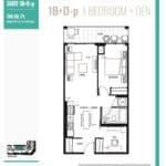 Suite 1B+D-P