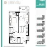 Suite 1D