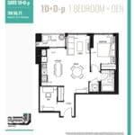 Suite 1D+D-P
