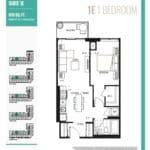 Suite 1E