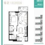 Suite 1E - 2
