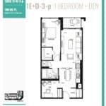 Suite 1E+D-3-P