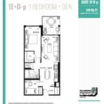 Suite 1E+D-P