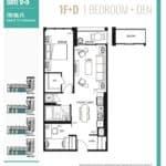 Suite 1F+D