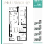 Suite 1F+D-2