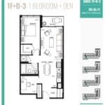 Suite 1F+D-3