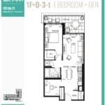 Suite 1F+D-3-T