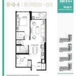 Suite 1F+D-4
