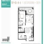 Suite 1F+D-4-T