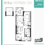 Suite 1G+D-P