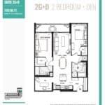 Suite 2G+D