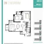Suite 2H