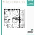Suite 2H+D-T
