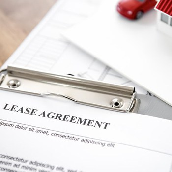 Lease papers