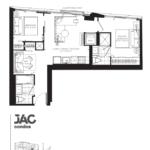 JAC Condos - Jacinta 697 - Floorplan