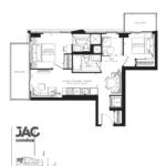 JAC Condos - Joy 697 - Floorplan