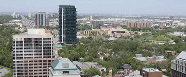 a list of preconstruction condos for sale in Brampton