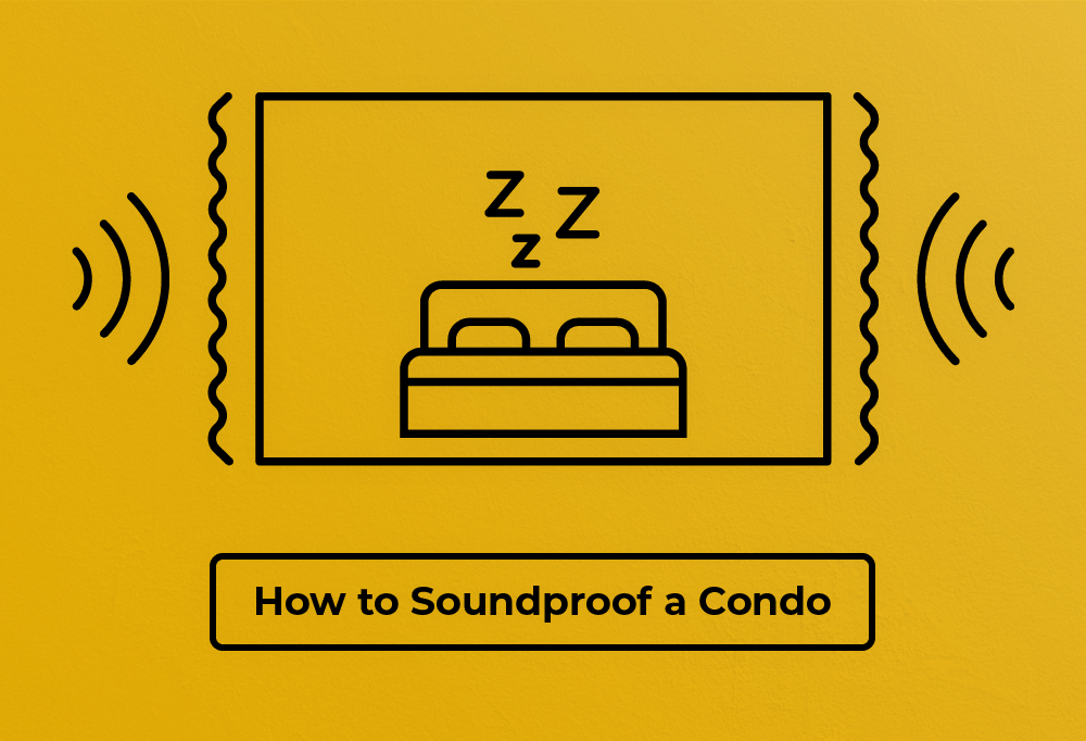 how to soundproof a condo