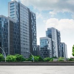 Buildings Lnadscape